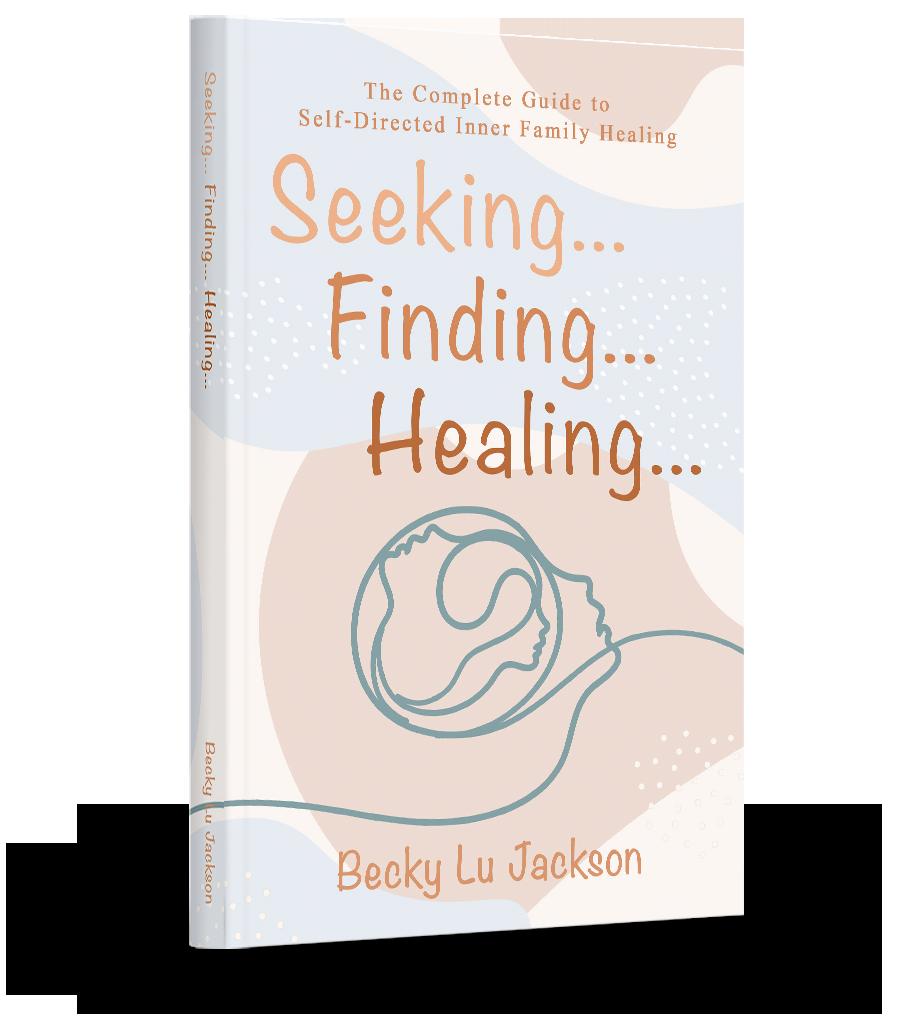 Seeking Finding Healing Book Cover